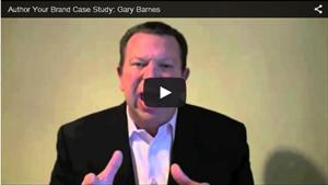 Author Your Brand Case Study: Gary Barnes